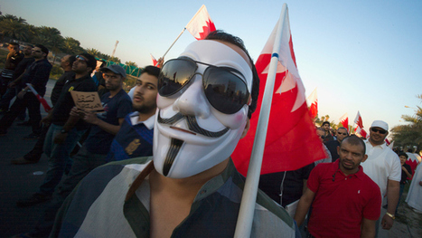 Bahrain bans 'Anonymous' Guy Fawkes mask — RT News   Anonymous: Freedom seeker? or Hacker?   Scoop.it