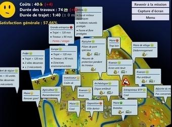 Jeux sérieux et Ligne à Grande Vitesse- Réseau National de Ressources Technologie en collège - Pédagogie - Académie de Poitiers | technologie 5èmes au collège de Digoin | Scoop.it