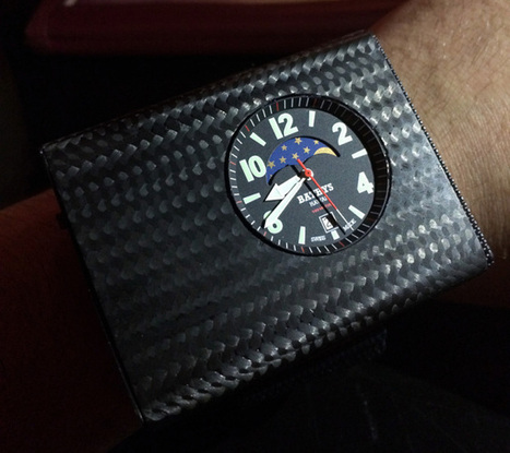 The Bathys Atomic Watch Is Heading Towards A Crowdfunded Future | TechCrunch | Randomize | Scoop.it