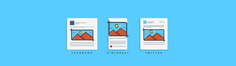 The Complete Social Media Image Size Guide: With Awesome Design Tips [Infographic] – Design School | M-learning, E-Learning, and Technical Communications | Scoop.it