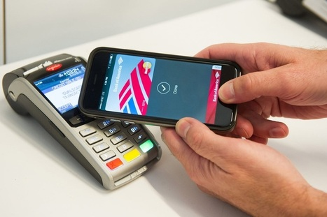 Apple Pay: The Most Secure Platform to Pay | Mobile app development | Scoop.it