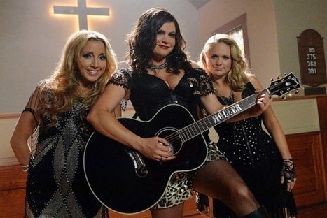 Ashley Monroe Says Pistol Annies Reunion Is Coming Soon | Country Music Today | Scoop.it