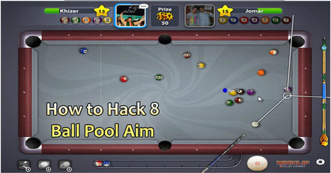 How to Hack 8 Ball Pool Aim | Tuts Point PK | Scoop.it