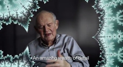 How Benoit Mandelbrot Discovered Fractals: A Short Film by Errol Morris
