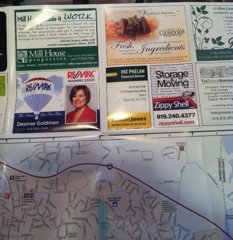 The New 2013 Carrboro Community Map is out! | Charming Chapel Hill & Durham | Scoop.it
