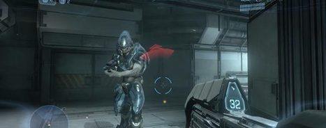 Halo 5 Screenshots | Halo 5 | Scoop.it