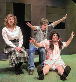Theater Review: LCC's 'Cloud 9' explores gender, sexual roles - Longview Daily News | Sexual roles and politics | Scoop.it