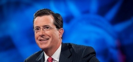 Stephen Colbert May Control Sweden's Twitter Account   Marketing on social platforms   Scoop.it