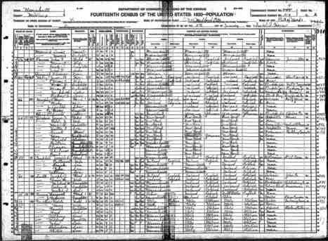 Finding Your Family on Census Records Through Ancestry.com | Tennessee Libraries | Scoop.it
