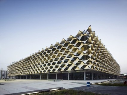 King Fahd National Library Riyadh | Gerber Architekten - Arch2O.com | [THE COOL STUFF] | Scoop.it