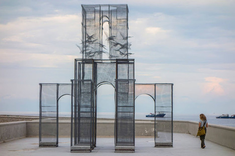 "Edoardo Tresoldi: ""Incipit"" 
