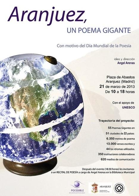 World Poetry Day - March 21 | World Poetry Day, March 21 | Scoop.it