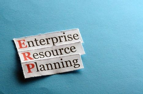 Implementing an ERP System | Industry Insights | Scoop.it