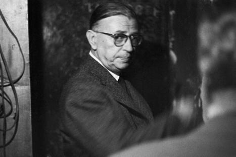 Qu'est-ce qui a rendu Sartre célèbre? | TdF  |   Culture & Société | Scoop.it