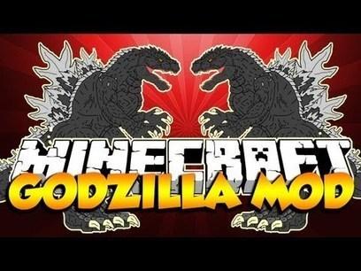 Godzilla Mod for Minecraft (1.8/1.7.10/1.7.2) | MinecraftMods | Scoop.it