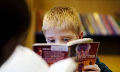 World Book Day 2013: helping change children's lives | Librarysoul | Scoop.it