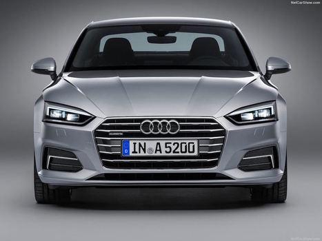 Audi A5 2017 : une touche de modernité | MonAutoNews | Scoop.it