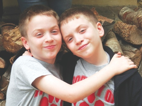 Twins battling diabetes together | diabetes and more | Scoop.it