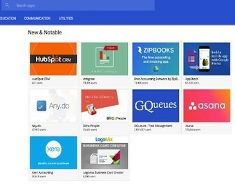 New- You Can Now Access Curated Lists of The Most Popular Apps in Google Apps Marketplace ~ Educational Technology and Mobile Learning | library life | Scoop.it