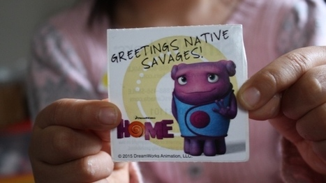 Doctor gives First Nations child 'Greetings, Native Savages' sticker | AboriginalLinks LiensAutochtones | Scoop.it