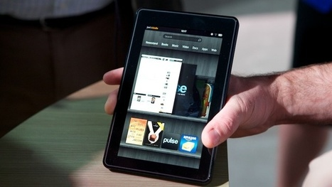 Amazon's Kindle eBooks Welcome HTML5 With Open Arms | Gizmodo Australia | eBooks in Libraries | Scoop.it