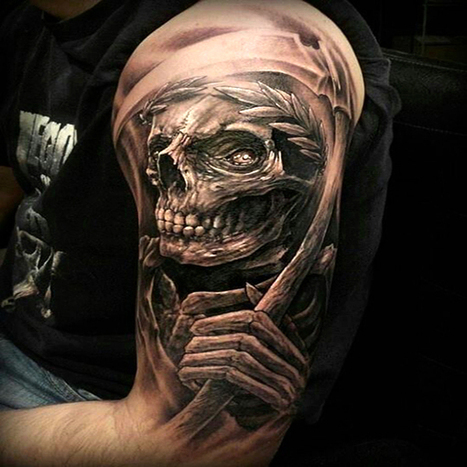 25 Incredible Skull Tattoos | Skull Tattoo Designs | Nvidia Tegra Note 7 ; Specifications And Improvements | Scoop.it