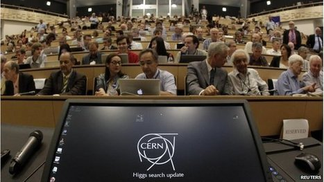 Behind the scenes at the Universe   The CMS Experiment, CERN, LHC   Scoop.it