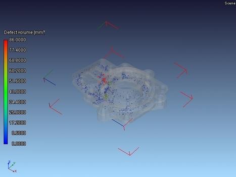 La tomographie au CRT MORLAIX : le contrôle non destructif des volumes intérieurs d'une pièce | Innovation CCI Morlaix | Scoop.it