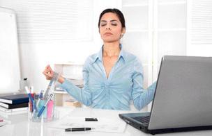 Stratégie/Méditation au travail Une zen-attitude qui donne des résultats - Leconomiste.com | La pleine Conscience | Scoop.it