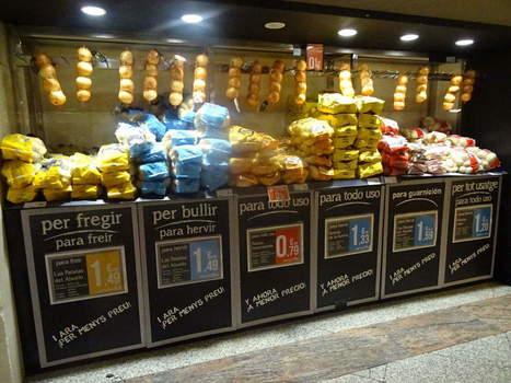 El Corte Ingles présente ses produits frais avec une entrée par usages / Retail-distribution by Frank Rosenthal | Déclencher l'achat - Shopper marketing | Scoop.it