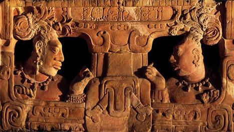 Le code maya enfin déchiffré - ARTE | Quoi de neuf sur le Web en Histoire Géographie ? | Histoire et Archéologie | Scoop.it