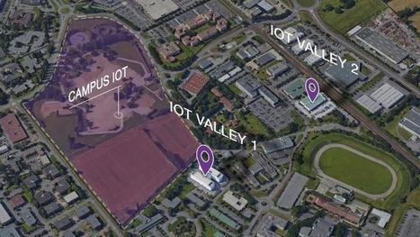 Bientôt une Silicon Valley de l'internet des objets près de Toulouse | Médiations numérique | Scoop.it