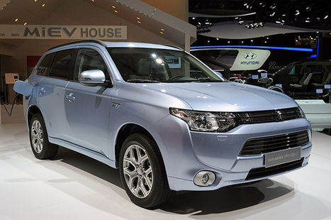 Mitsubishi Outlander PHEV faces longer delays, might not arrive until 2016 - Autoblog (blog) | Mitsubishi Outlander | Scoop.it