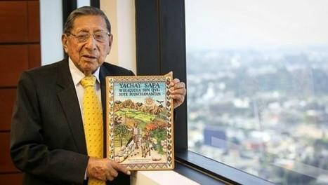 Peruano de 91 años tradujo 'El Quijote' al quechua en una década de trabajo | La Mula (Pérou) | Kiosque du monde : Amériques | Scoop.it