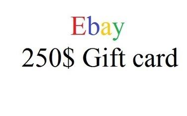Ebay Gift Cards | www.referguru.com | Scoop.it