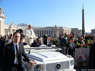 'The Francis Effect': A Historic LGBT Pilgrimage to Rome | Gay News | Scoop.it