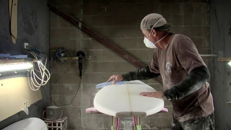 Crazy about collecting surfboards | ABC Open Northern Tasmania | Scoop.it