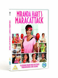 Miranda Hart's Maracattack Exercise / Workout DVD Review ~ Exercise Equipment Reviews | Useful Product Reviews | Scoop.it