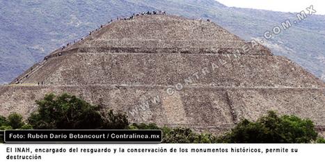 Teotihuacán antigua, la ciudad que agoniza | Inventario Multimedia | Scoop.it