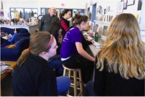 Should We Shrink Wrap Our School Libraries? | Powerful Learning Practice | SchoolLibrariesTeacherLibrarians | Scoop.it