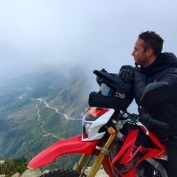 VIETNAM MOTORCYCLE TOURS - Riding on the windy roads | Vietnam Motorcycle Ride | Scoop.it