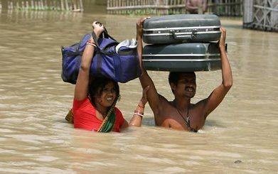 5,000 Missing in India Floods: Scientists Say Global Warming is to Blame | CARBONyatra Topical | Scoop.it