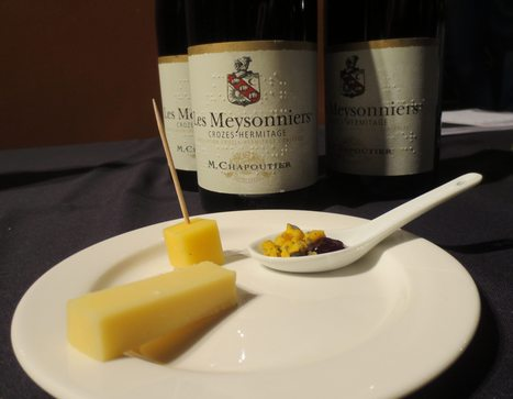 Event offers a fun twist on tasting wines blind | Maison M.Chapoutier | Scoop.it