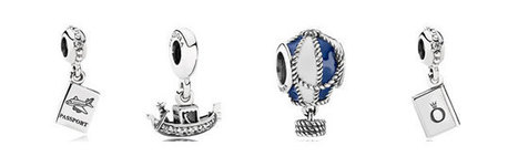 I charms Pandora fanno il giro del mondo | fashion and runway - sfilate e moda | Scoop.it