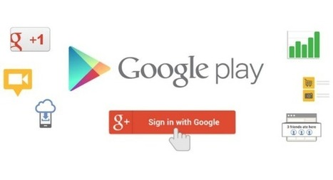 Google Play Store Now Uses Your Google Plus Account - Android Geeks | Social Networking Services | Scoop.it