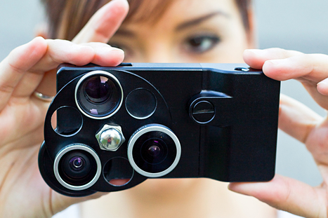 Photojojo Produce Specialised Camera Lenses For iPhone @SimplyZesty | All Technology Buzz | Scoop.it