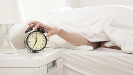 Langslapers lopen meer risico op beroerte | Voeding en het effect op hart en bloedvaten | Scoop.it
