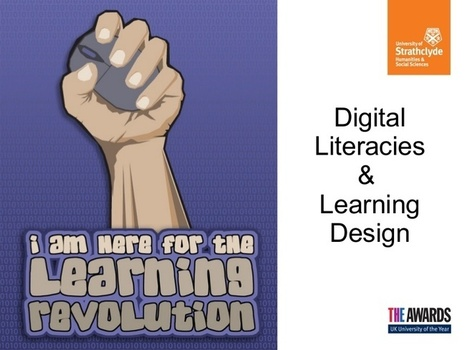 Digital Literacies & Learning Design | Learning today | Scoop.it