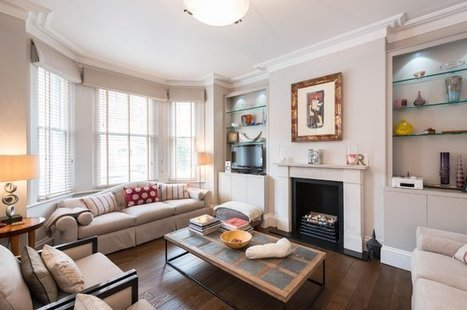 Maisonette for sale in Cumberland Mansions, George Street, London, W1   Sandfords   Marylebone Property   Scoop.it