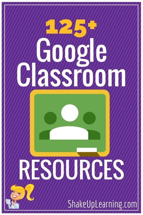 125+ Google Classroom Tips, Tutorials and Resources | Shake Up Learning | Keeping up with Ed Tech | Scoop.it